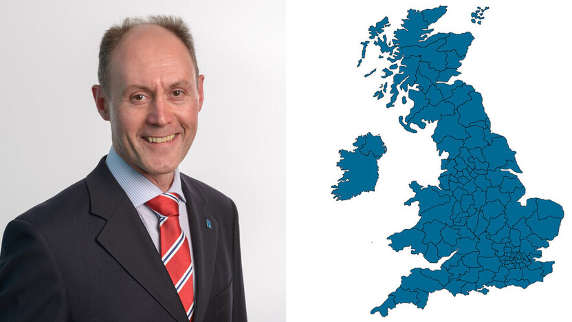 contact person, technical services, profile and map, tim spencer, UK