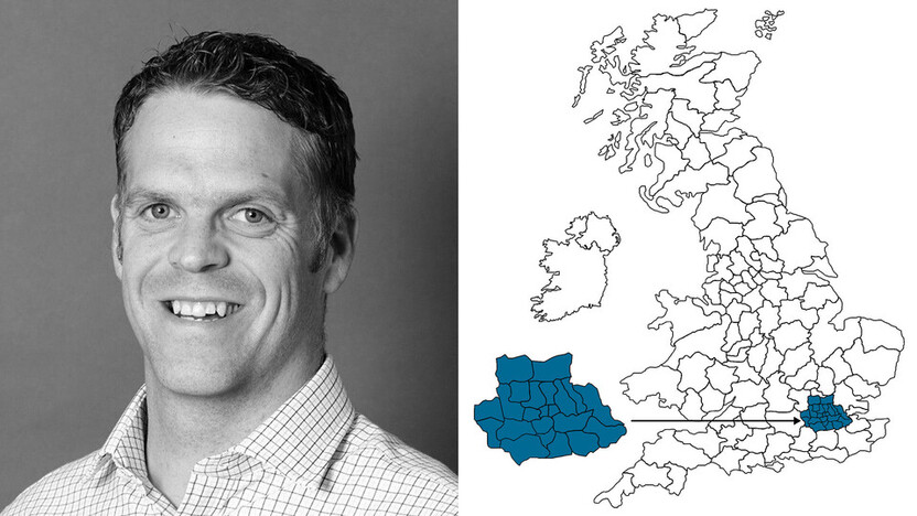 contact person, specification, profile and map, Alan Davies, UK