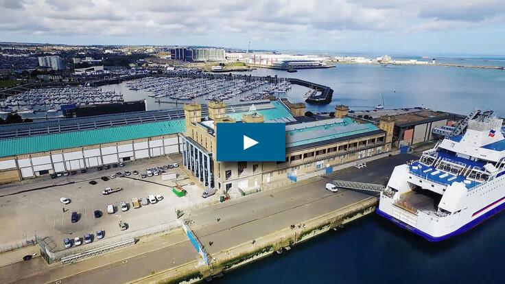 Blanka landing page, video thumb, Transatlantic Terminal
