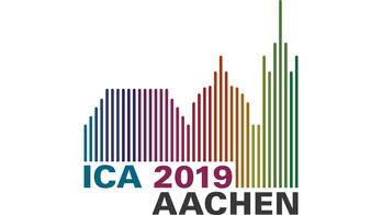 logo, ICA, International Congress on Acoustics, 2019, Germany, Aachen