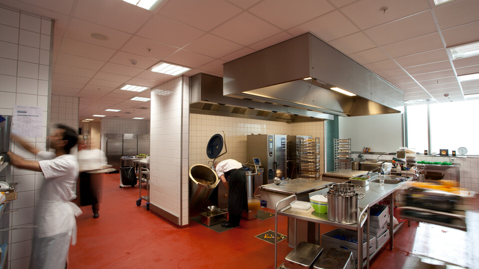 Featured products: Rockfon® Hygienic™, A, 600 x 600