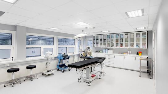 Østfold Plastikkirurgi, Moss, Norway, 205 m2, Østfold Totalbygg AS, Skolt Eiendom AS, Sørlie Prosjektinnredninger, Erik Burås, MediCare Air, A-edge, 600 x 600, Rockfon system T24 A/E