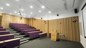 Inverness College,UK,Scotland,Inverness,BDP Architects,DV McColl,Alison White Photography,ROCKFON Sonar,A-edge,white