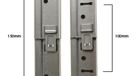 Rockfon/ Chicago Metallic Grid with new slot distance - vertical